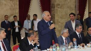Elazığ'daki Yatırım Ve Projeler Ele Alındı