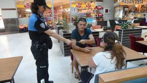 Bozüyük Polisinden Vatandaşlara Bilgilendirme Broşürleri