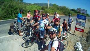 Muğla'da 101 Bisikletçi Masalı