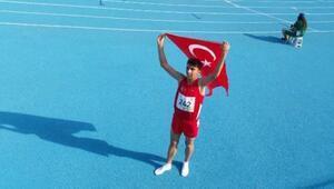 EYOF'ta İlk Madalya Nurkan Dağtekin'den