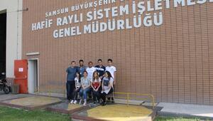 Samulaş'tan 40 Öğrenciye Staj İmkanı