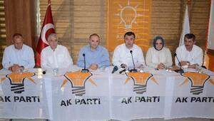 AK Parti Düzce İl Başkanı Keskinden Mesajlar
