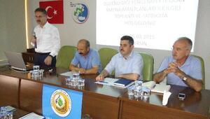 Mersin'de Amenajman Planlaması Yenilenecek
