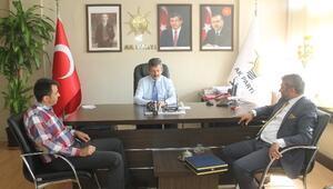 MİSİAD'tan AK Parti İl Başkanı Zeki Tosun'a Ziyaret