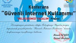 Bilecik'te Güvenli İnternet Kullanımı Konferansı Verilecek