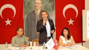 Ayvalık Belediyesi Ağustos Ayı Toplantısı Yapıldı