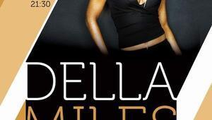 Aliağa Caz Günleri Della Miles İle Finale Hazırlanıyor