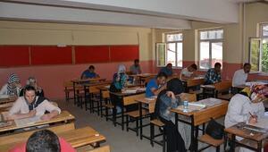Çatak'ta Açık Öğretim Lisesi Sınavları Tamamlandı