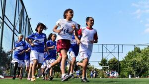 Atletizmde Türkiye Üçüncüsü Beyoğlu Yaz Spor Okullarından Çıktı