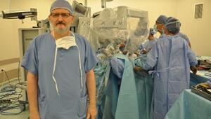 Jinekolojik Ameliyatlarda Robot Dönemi