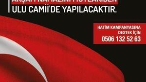 Milletvekili Taşkesenlioğlu'ndan Hatim Duası Açıklaması