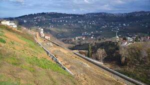 Trabzon'da Uğurlu-karşıyaka Yolunda İlave İhale Süreci Tamamlandı