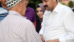 AK Parti Antalya İl Başkanı Rıza Sümer: