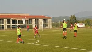 Kur'an Kursları Arası Futbol Turnuvası Başladı