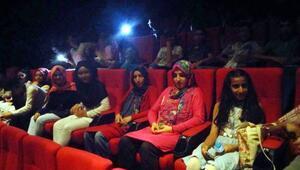 Gençler Sinemada Buluştu