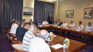 DSİ Genel Müdürü Diniz Antalya'daki Yatırımları İnceledi