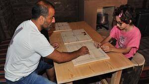 Altınköy'de Çocuklar Gümüş Telkari Yaptı