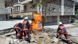 Ankara Büyükşehir İtfaiyesi, Temmuz'da Bin 705 Yangına Müdahale Etti