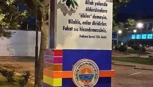 Parka Şehit Savcının Adı Verildi