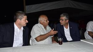 MHP Milletekili Akıllı Şehit Ailesine Ziyaret Etti