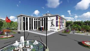 Matso Turizm Fakültesi'nin Temeli Atılıyor