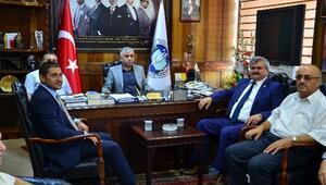 AK Parti Heyetinden GMİS'e Ziyaret