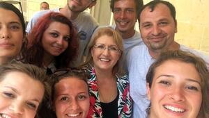 Malta Cumhurbaşkanı Yozgat Hayat Boyu Öğrenme Derneği'ni Kabul Etti