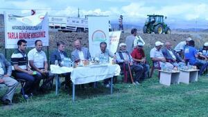 Bayburt Çiftçisi Ot Silajı İle Tanıştı
