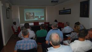 Lapseki'de 'Hayat Boyu Öğrenme' Toplantısı