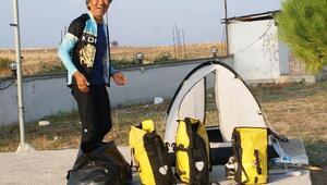 Güney Koreli Gezgin Gurubu Manyas'ta Konakladı