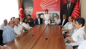 CHP'li Kadınlardan 1 Eylül Dünya Barış Günü Kampanyası