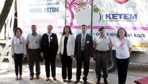 Mobil Ketem Projesi Karpuzlu'da Tanıtıldı