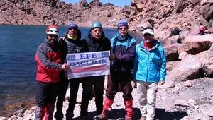 İzmirli Dağcılar İran Dağlarına Tırmandı
