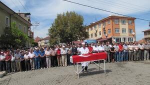Hisarcık'ta Şehitler İçin Gıyabi Cenaze Namazı Ve Mevlit