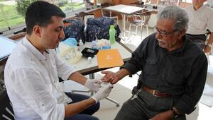 İkinci Bahar'da Sağlık Taraması
