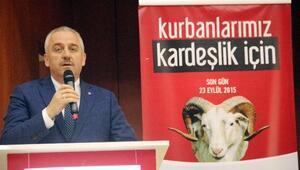Vekaletle Kurban Kesim Programı Samsun'da Yapıldı