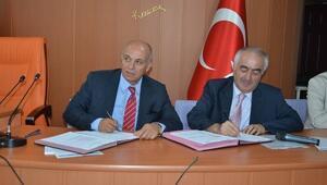 Karaman Belediyesi'nin İki Projesine Mevka Desteği