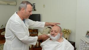 Yaşlı Ve Hastaların Evleri Bayrama Hazırlanıyor
