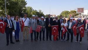 İTO'dan Ankara'da 'Teröre Hayır Kardeşliğe Evet' Yürüyüşüne Destek