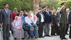 Mut'ta 19 Eylül Gaziler Günü Kutlaması