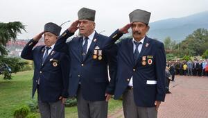 Gaziler Günü Karabük'te Kutlandı