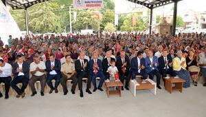 Pamukkale Belediyesi'nden 450 Bin TL'lik Kapalı Pazaryeri