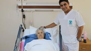 Yücelen Hastanesinde Başarılı Ameliyatla Sağlığına Kavuştu