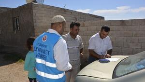 Viranşehir'de Diyanet Vakfı'ndan 300 Aileye Kurban ETİ