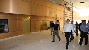 Denizli'de Sanat Merkezi Yeniden Açılıyor
