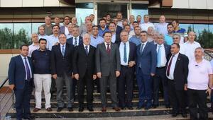 AK Partili Milletvekili Adayları İHA'yı Ziyaret Etti