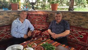 Teb Başkanı Adaylarından Öztürk'e Ziyaret