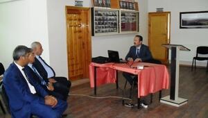 Erciş'te 'İşbirliği Ve Güç Birliği' Toplantısı