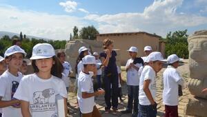 Arslantepe, Çocuklara Ve Gençlere Tanıtılıyor