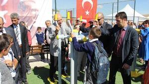 Bünyan Belediyesi Gül Park Spor Kompleksi Ve Çocuk Oyun Parkı Açıldı
